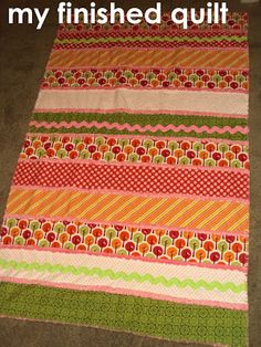 I love this minky rag quilt. It looks easy enough that I could do it someday and it wouldn't take me forever. Quilting Tutorials, Quilting Designs, Sewing Tutorials, Free Tutorials, Sewing Diy, Quilting Ideas, Sewing Ideas, Sewing Projects, Lap Quilt Size