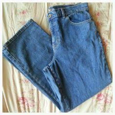Straight Jeans by Style & Co. Medium wash jeans in very good used condition. Style & Co Jeans Straight Leg