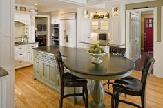 pictures of kitchen islands - Google Search