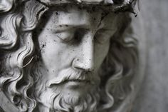 The greatest man that ever walked the earth, the Son of God. Way To Heaven, Jesus Face, Biblical Art, Historical Art, Son Of God, Sculpture Clay, Mother Mary, Religious Art, Beautiful World