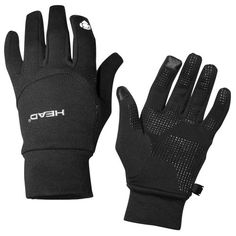 "HEAD Digital Sport Running Gloves with Sensatec ""Touch Screen compatible"" Black Size - Small / P Discount - http://mydailypromo.com/head-digital-sport-running-gloves-with-sensatec-touch-screen-compatible-black-size-small-p-discount.html"