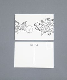 Amanda Jane Jones for Kinfolk Illustration by Anja Mulder Printer by Type A Press