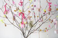 birthday tree