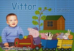 Silmara Vintem Imagem: Peppa Pig