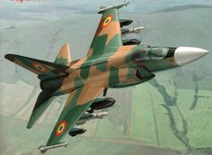 Romanian - IAR 95 Spey Project to Produce a Supersonic Fighter - Cancelled 1988 Due to Lack of Funding - Only Full Scale Mockup Built Fighter Aircraft, Fighter Jets, Turbofan Engine, Tiger Ii, Military Vehicles, Air Force, Concept, Krishna, Air Planes