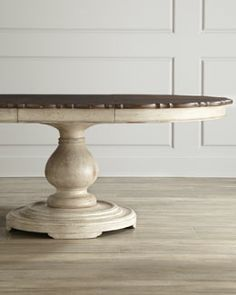 Tabitha Round Dining Table custom 10  D28 - 2450