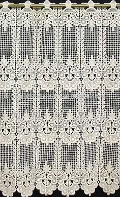 Lace Curtains   # Pinterest++ for iPad #