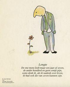60 jaar verjaardag gedicht toon hermans geluk door Toon Hermans | Spreuken | Pinterest | Poem, Wisdom and  60 jaar verjaardag gedicht toon hermans