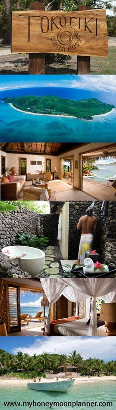 Tokoriki Island Resort - Tokoriki has one of the best beaches in Fiji.  Activities include sailing and scuba diving with fully qualified dive masters.  http://www.myhoneymoonplanner.com