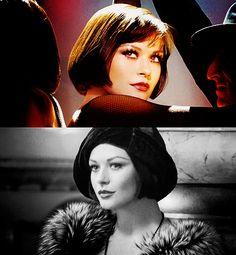 Velma Kelly played by Catherine Zeta Jones | Chicago (2002)