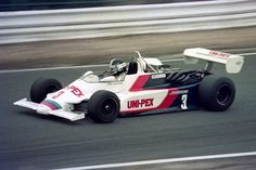 Tooru Takahashi - March 832 BMW/Matsuura - Heroes Racing Corporation - VII Big 2 & 4 Race (Suzuka International Racing Course) - 1983 Japanese Formula 2 Championship, round 1