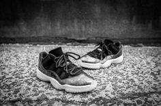http://SneakersCartel.com The Air Jordan 11 Low Barons Is Available Now #sneakers #shoes #kicks #jordan #lebron #nba #nike #adidas #reebok #airjordan #sneakerhead #fashion #sneakerscartel