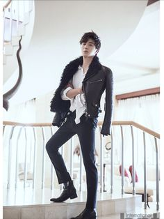 Jung il-woo * bnt International 2016 Jung Ii Woo, Lee Jung, Asian Actors, Korean Actors, Park So Dam, Mike D Angelo, Cinderella And Four Knights, Cool Boots, Asian Boys