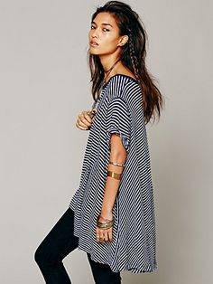 Free People We The Free Circle In The Sand Tee/ the perfect teee