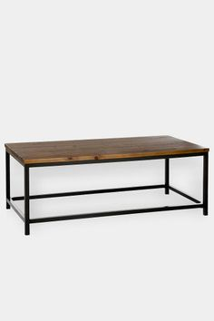 Industrial Age Coffee Table - Urban Outfitters