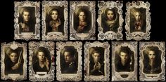 The Vampire Diaries - Holy Cards