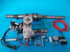 GRM Racing O/F-125 Engine