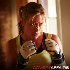 Annie Walker - Covert Affairs