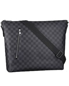 LV Damier Graphite Canvas Mick GM