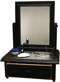 Primitive Vanity- want <3  PrimitiveStyleRugs.com