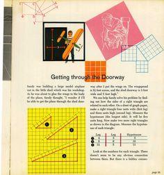 The Giant Golden Book of Mathematics [Irving Adler], via Flickr