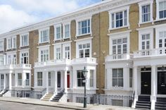 london terraced houses - Google Search