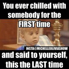 Yet I still talk to them...