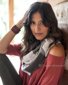 Grace and Lace - Mixed Knit Scarf, $43.00 (http://www.graceandlace.com/scarves/mixed-knit-scarf/)