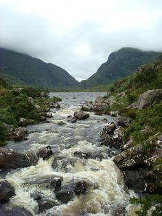 Gap of Dunloe, County Kerry Ireland