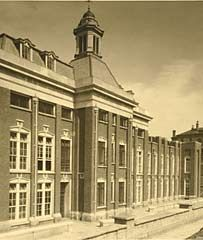 Nottingham Children's Hospital as was.