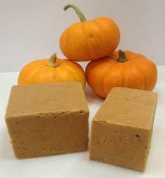 Halloween is over the fun doesn't have to stop there!  Our Pumpkin Pie Fudge is perfectly festive for Thanksgiving too!  We ship world-wide!