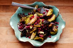 Garlic My Soul   Spice Roasted Brussels Sprouts