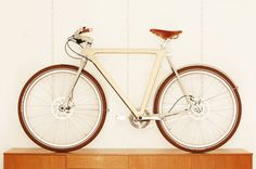 Wood and Steel Bikes by BSG BIKES