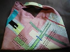 Tarcoさんの「裂き織りリネンバッグ」【花市】 - マダムJのヨーロッパ的生活★ファッション・ブランド・旅file