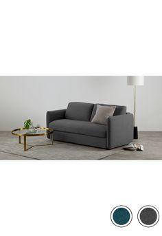 Made Marl Grey Sofa Bed