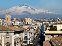 Catania & Mount Etna