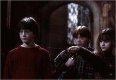daniel radcliffe taille | ... des sorciers : Photo Daniel Radcliffe, Emma Watson, Rupert Grint