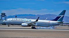 https://flic.kr/p/zQoZ6g | C-GWWJ Westjet 2008 Boeing 737-8CT - cn 35080 / 2524 | Las Vegas - McCarran International Airport (LAS / KLAS) USA - Nevada June 14, 2014 Photo: Tomás Del Coro
