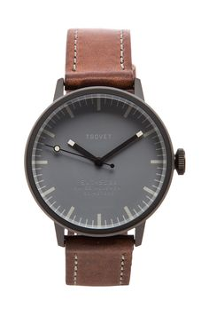 Tsovet SVT-SC38 in Black & Dark Brown from REVOLVEclothing
