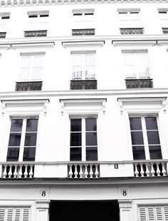 Paris, France Looking Up, Facade, Multi Story Building, Around The Worlds, Paris France, Beautiful, Facades