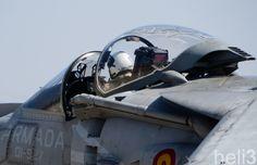 https://flic.kr/p/Y9bTG4 | McDonnell Douglas EAV-8B Harrier II+ | Arma Aérea Armada VA.1B-39 01-927 Aeroport Lleida-Alguaire (LEDA)