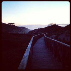 #playa de las latas #cantabria #igerscantabria #ig_cantabria #cantabriainfinita #seascapes #beach #sunset #atardecer #night #noche