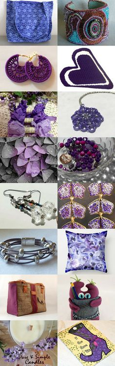 Purple Mountains Majesty by Amy Spock on Etsy--Pinned with TreasuryPin.com #statteam