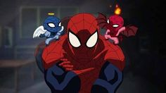 "The humor. | 10 Reasons You Should Be Watching ""Ultimate Spider-Man"""