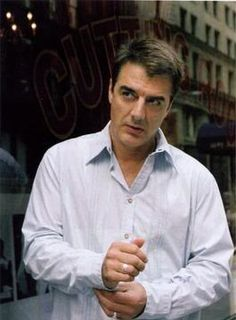 i <3 mr. big! 30 Year Old Man, Carrie Bradshaw Style, Chris Noth, Mr Big, Mae West, My Crush, Famous People, Men Dress, Eye Candy