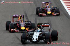 Red Bull y los motores Infiniti #Formula1 #F1 #BrazilGP