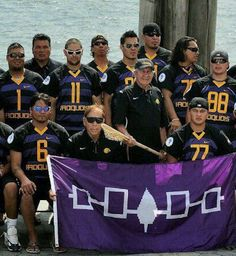 Lacrosse Check! Watch a Preview of the Iroquois Nationals in Action