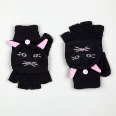 Cat Convertible Glove