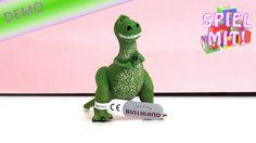 #ToyStory #Rex #Dinosaurier Spielzeug #Figur - #Bullyland Spielzeug Dino Review