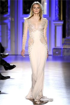 elegance. Zuhair Murad Haute Couture Spring Summer 2012 collection